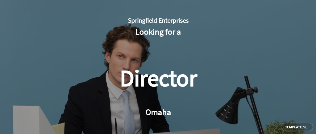 Director Job AD/Description Template.jpe
