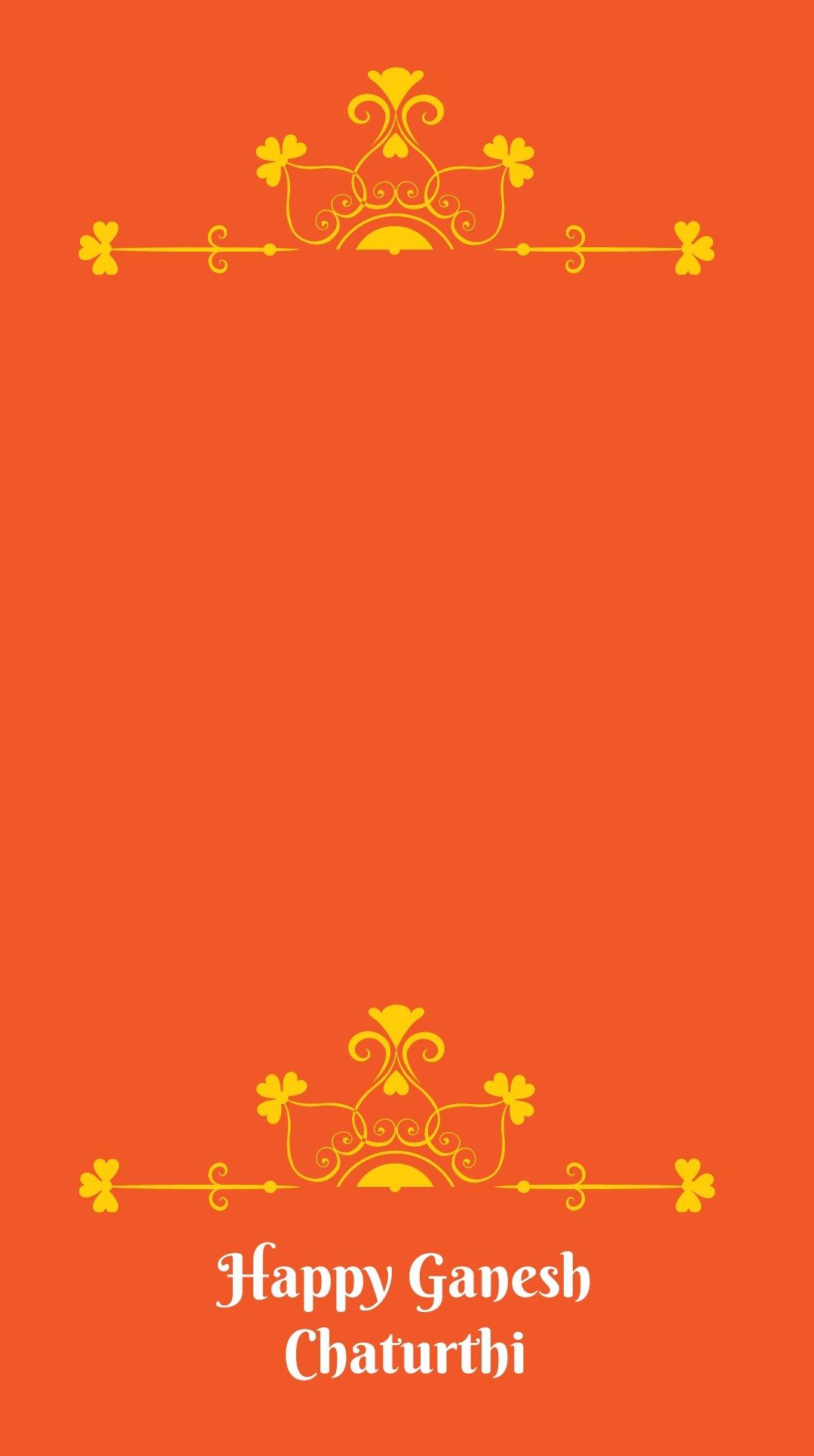 Happy Ganesh Chaturthi Snapchat Geofilter Template.jpe