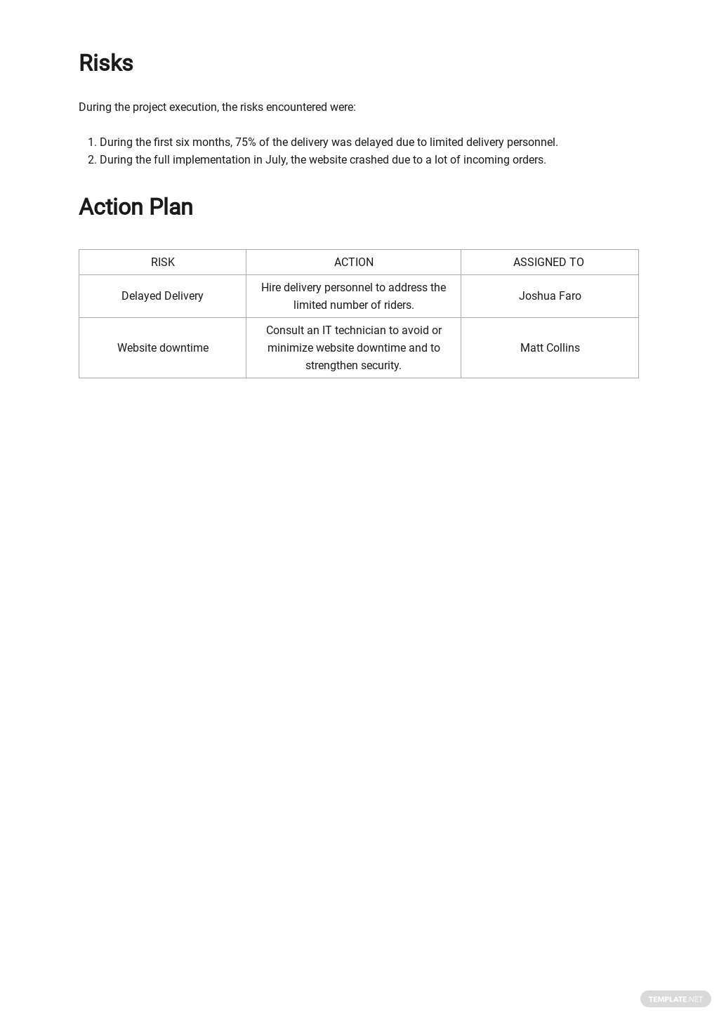 Free Monthly Report Template 3.jpe