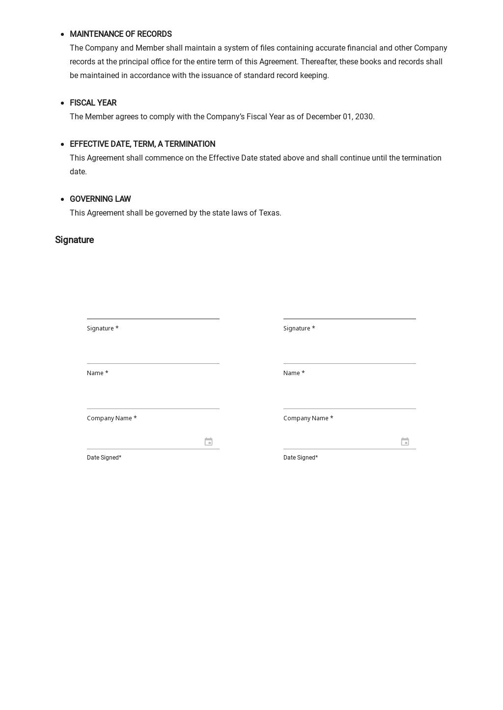 Agency Agreement Corporate Duties Template 2.jpe