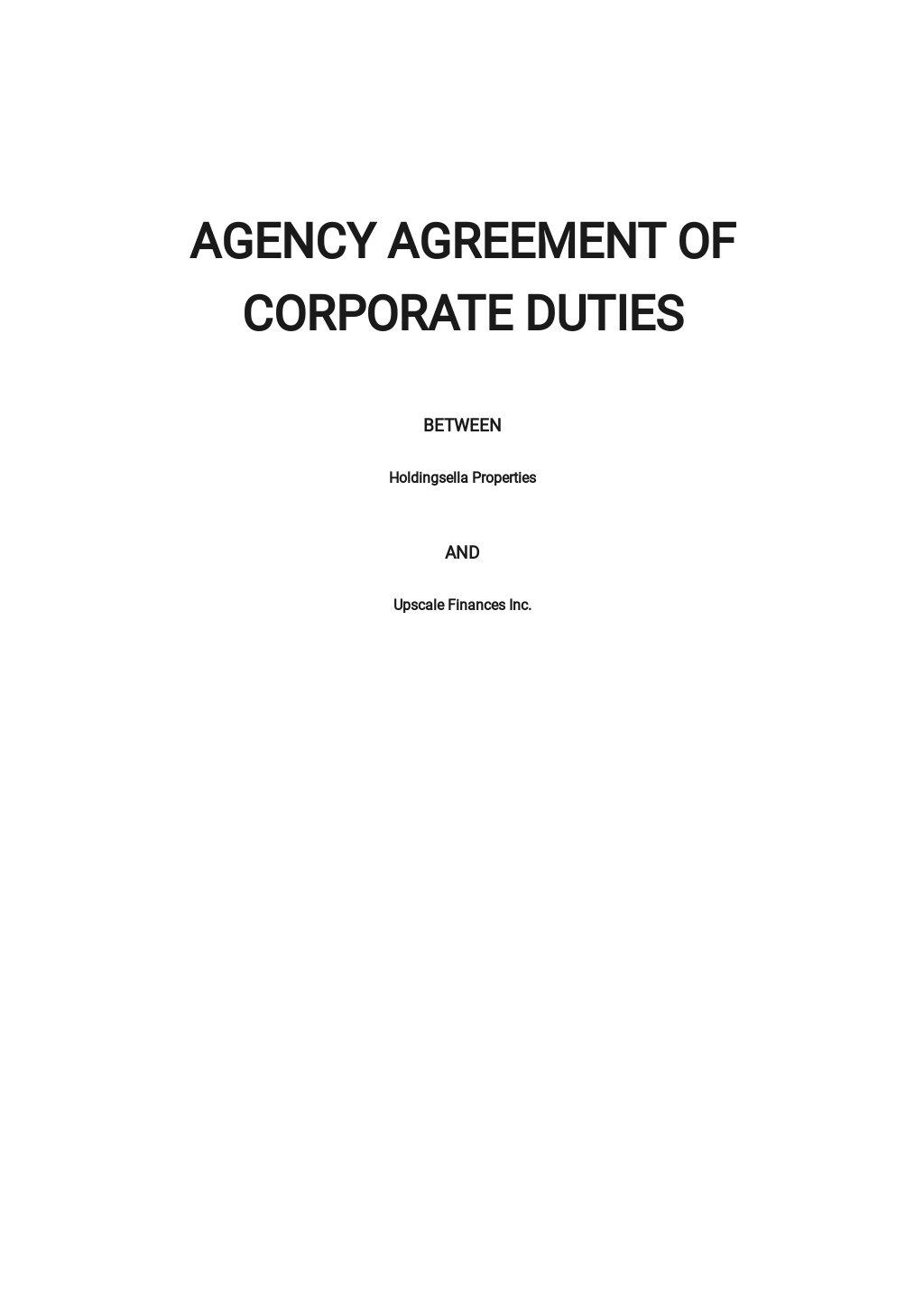 Agency Agreement Corporate Duties Template.jpe