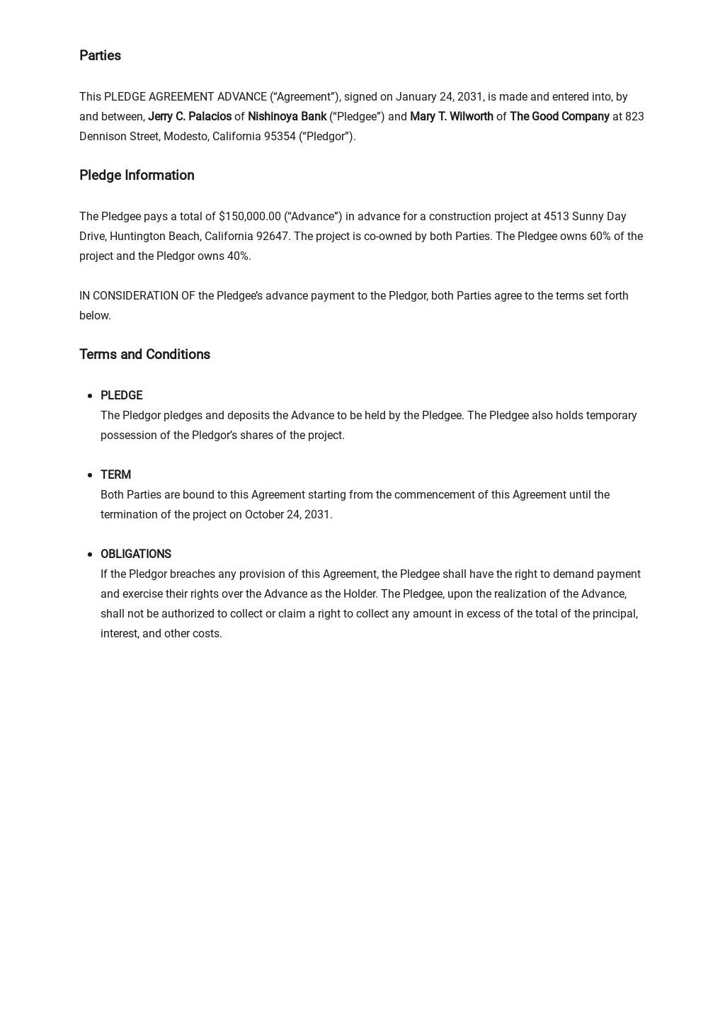 Pledge Agreement Advance Template 1.jpe