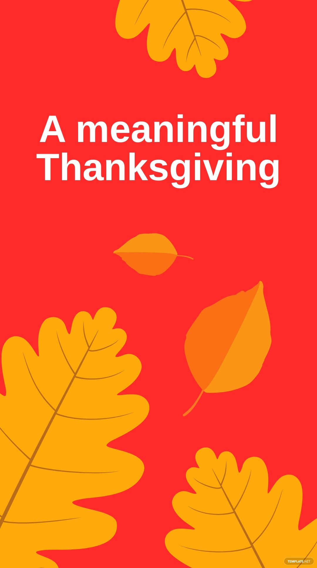 Thanksgiving Food Drive Instagram Story Template 2.jpe