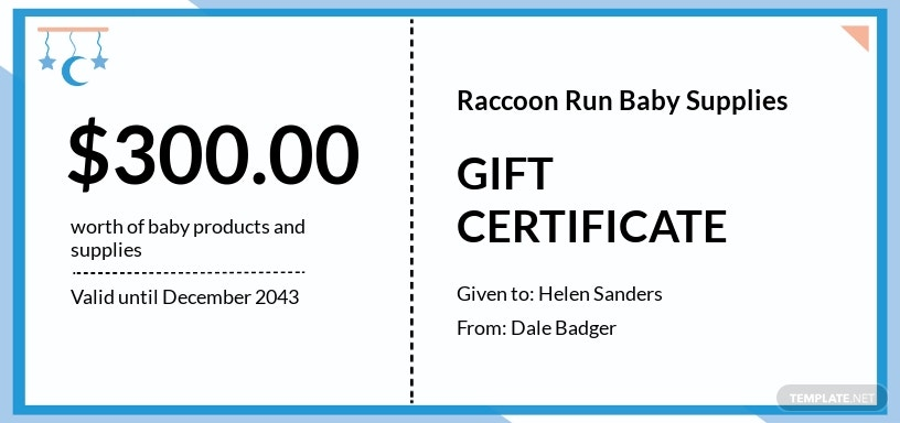 Free Baby Gift Certificate Template.jpe