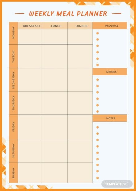 free goal planner template in adobe photoshop  illustrator  indesign  microsoft word  excel