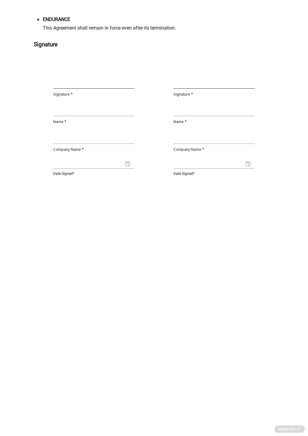 Restrictive Covenants for Employment Agreement Template 3.jpe