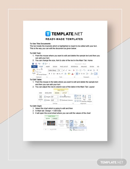 Worksheet New Product or Service Instructions