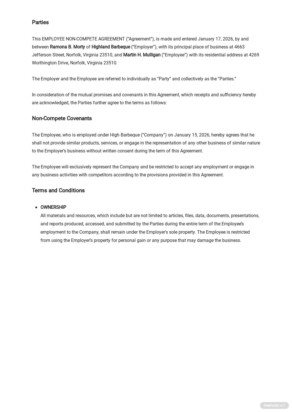 Employee Non Compete Agreement Template 1.jpe