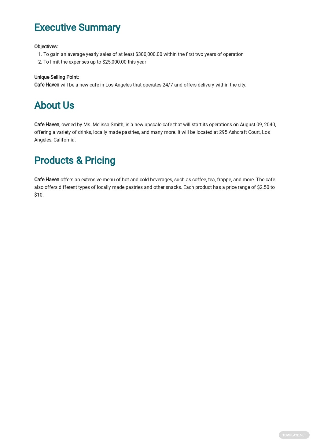Business Plan Guidelines Template 1.jpe