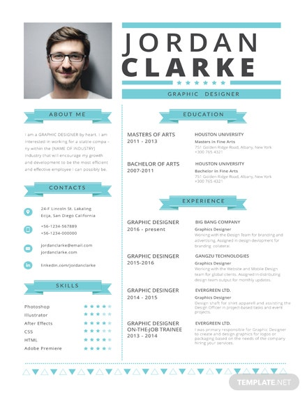 15+ FREE Modern Resume Templates | Download Ready-Made ...