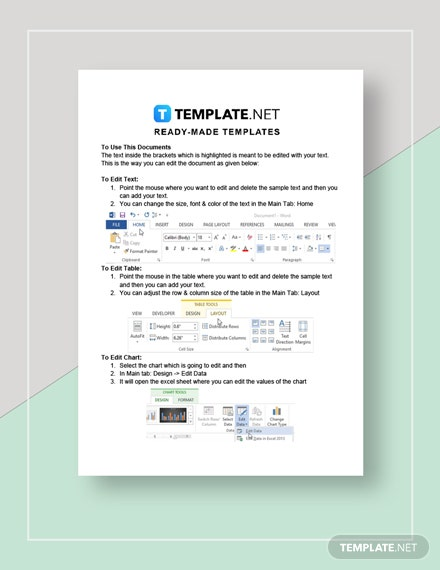 Demand for Extension of Payment Date Template
