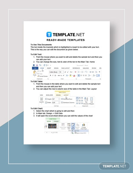 Special Pricing Policy for Repeat Buyers Template