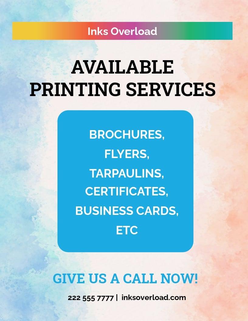 Free Print Shop Flyer Template.jpe