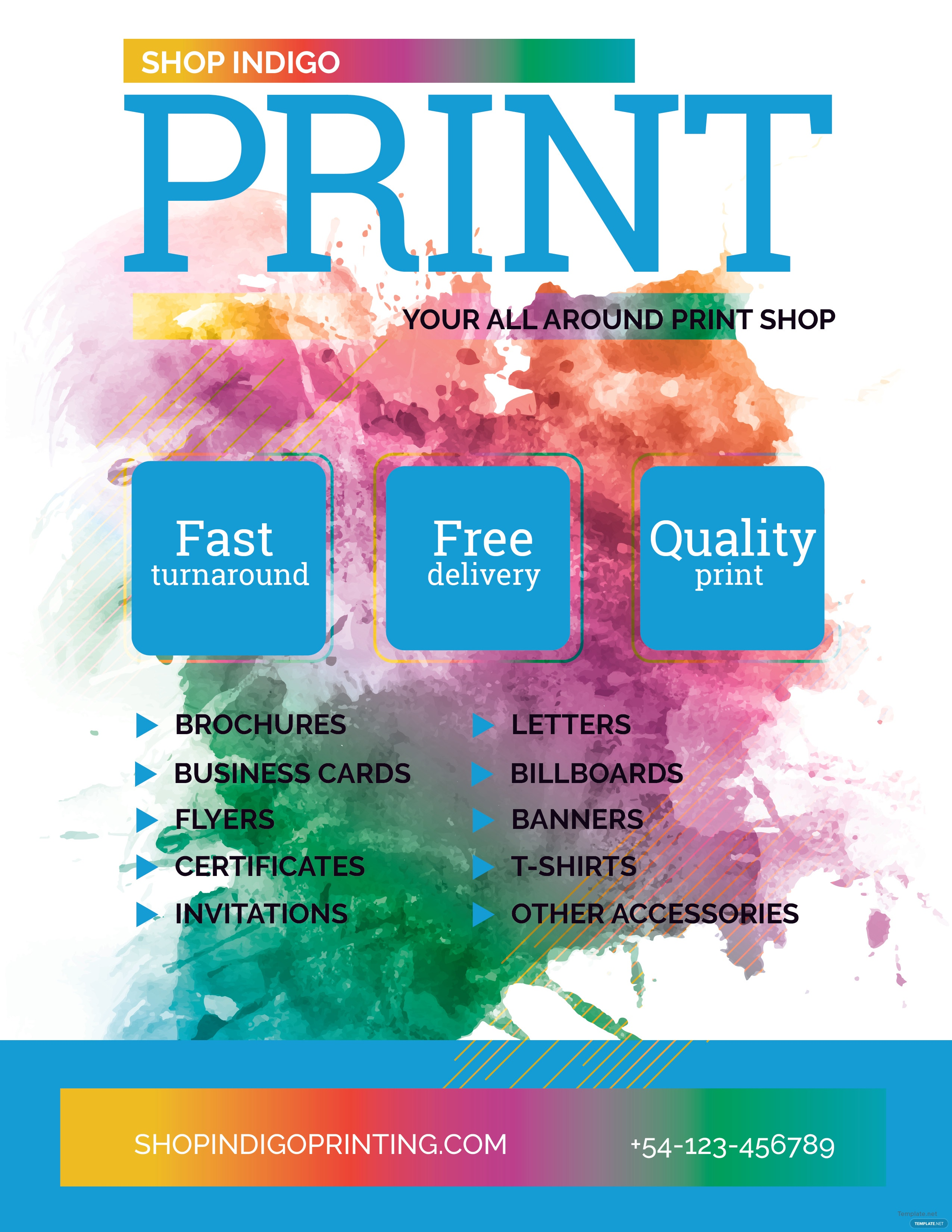 It's just an image of Effortless Printable Flyers Free