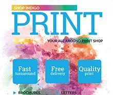 Print Shop Flyer Template