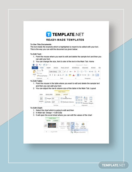 Notice to Cancel Shipment of Backordered Goods Template