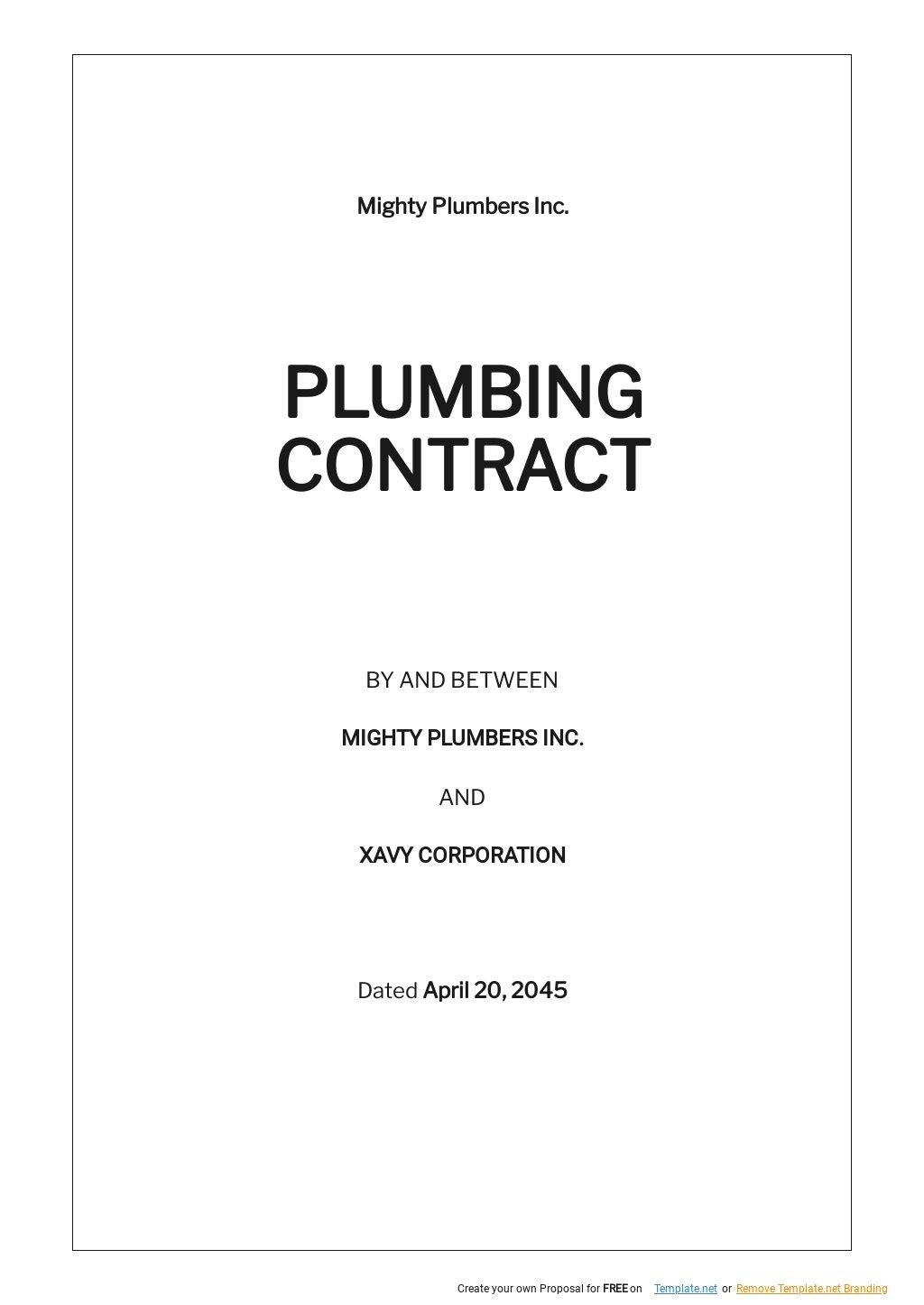 Plumbing Contract Template.jpe