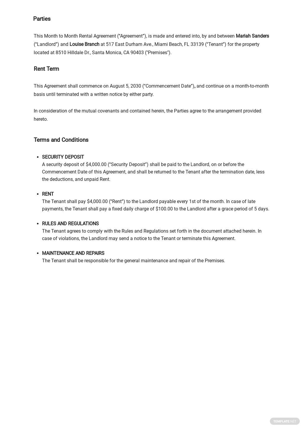 Month to Month Rental Agreement Template 1.jpe