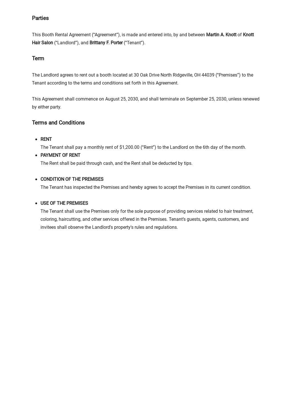 Sample Booth Rental Agreement Template 1.jpe
