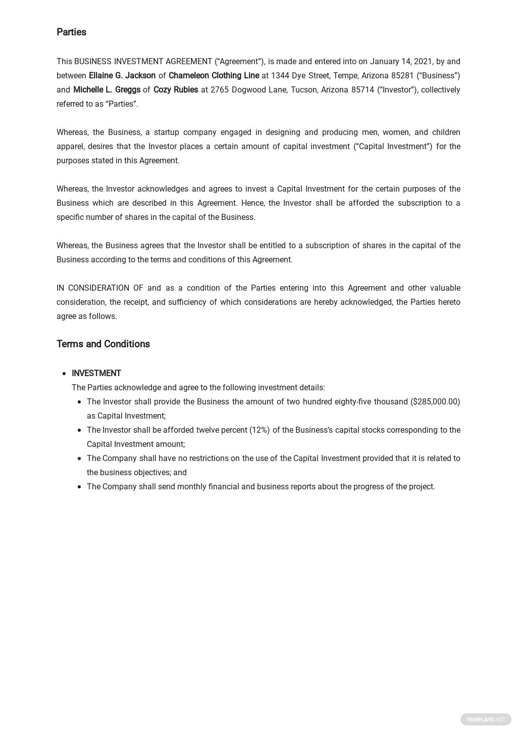 Business Investment Agreement Template 1.jpe