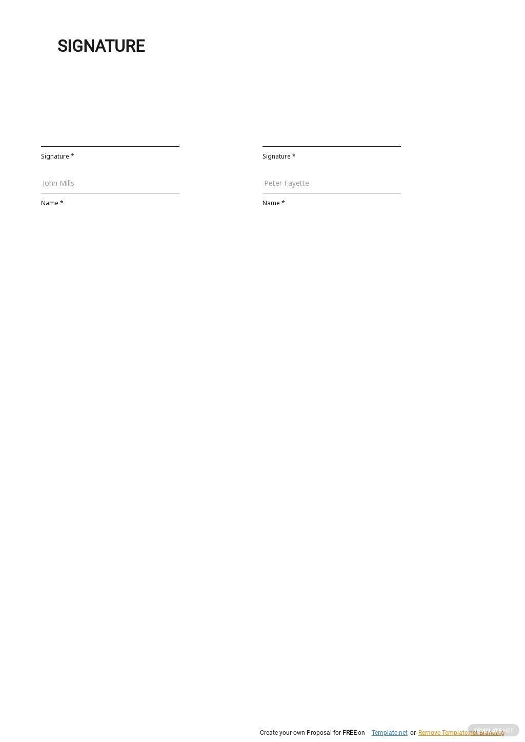 Simple Commercial Lease Agreement Template  - Google Docs, Word, Apple Pages, PDF