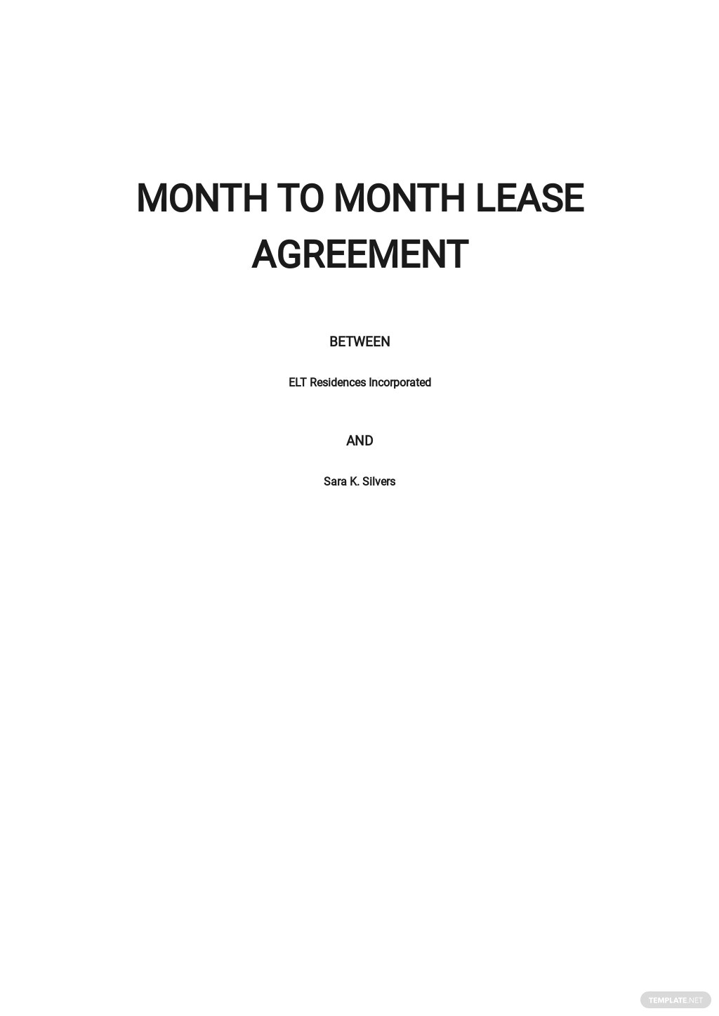 Month to Month Lease Agreement Template.jpe