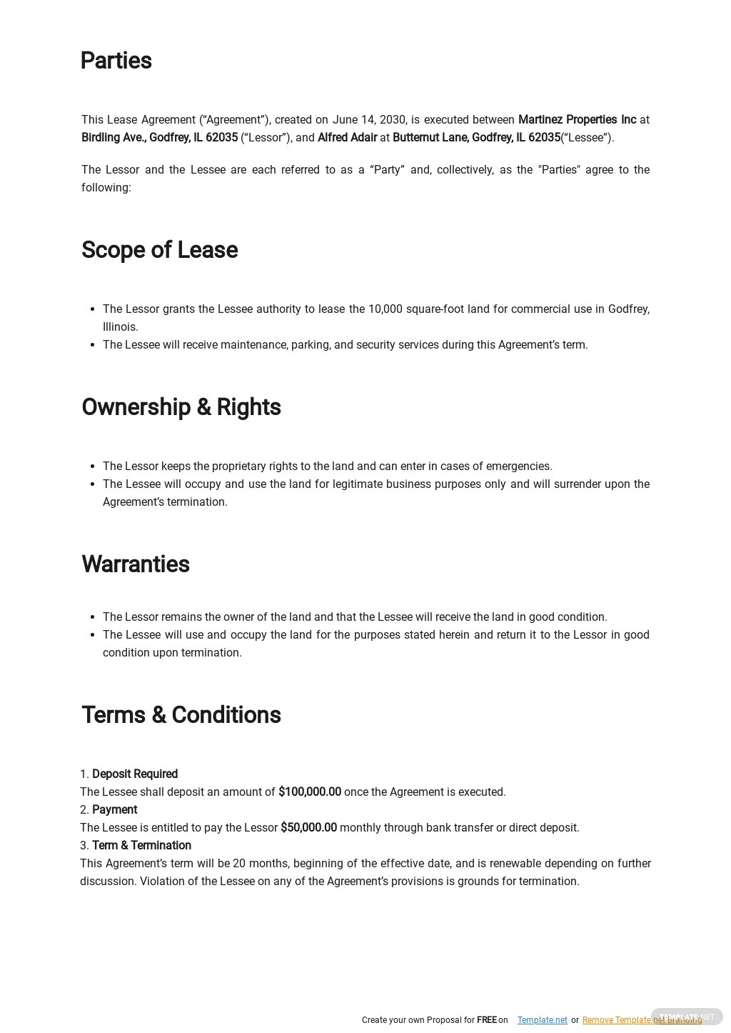 Sample Land Lease Agreement Template 1.jpe