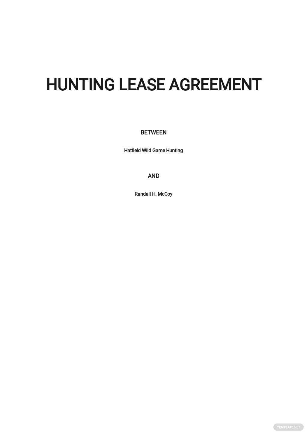 Hunting Lease Agreement Template.jpe