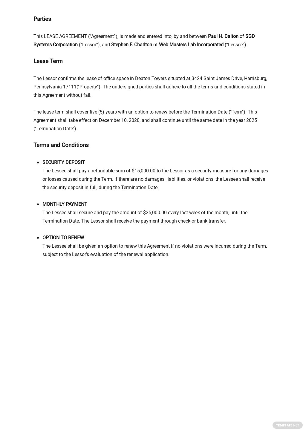 Sample Office Lease Agreement Template 1.jpe