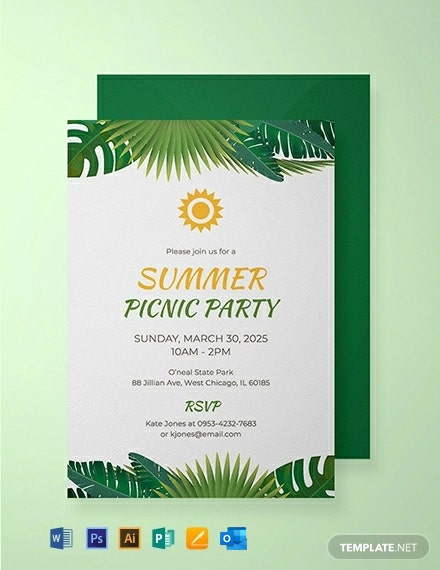 426 Free Invitation Templates Pdf Word Psd Indesign