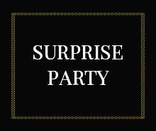Surprise Party Invitation Template