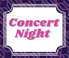 Free Concert Ticket Invitation Template