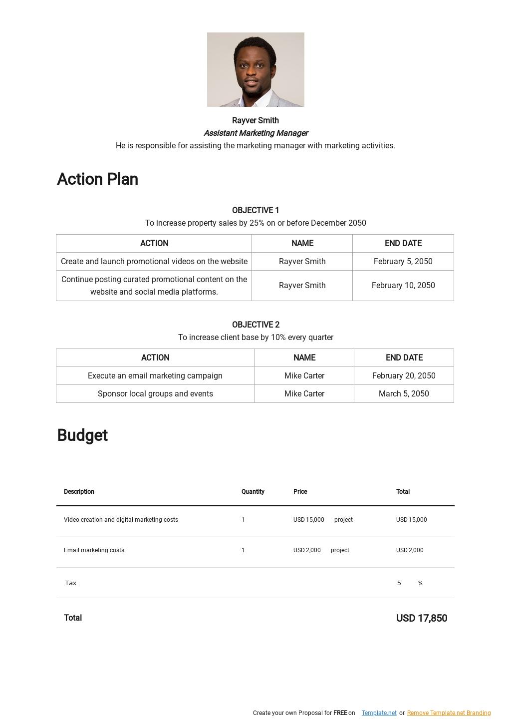 Real Estate Marketing Plan Template 2.jpe