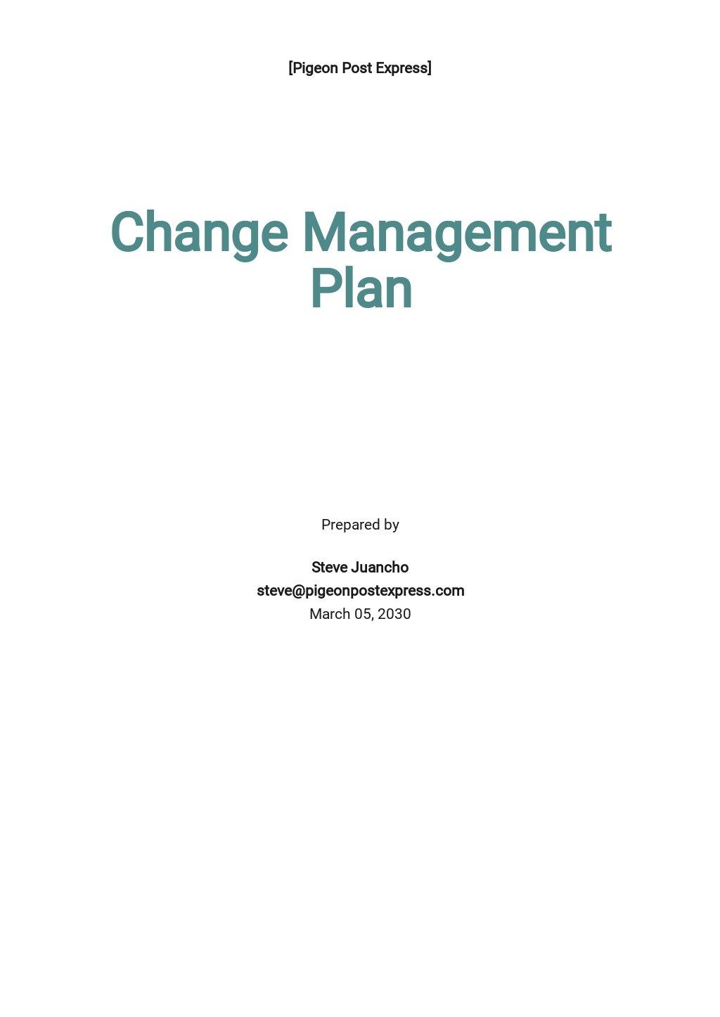 Sample Change Management Plan Template.jpe