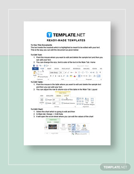 Equipment signout sheets Template
