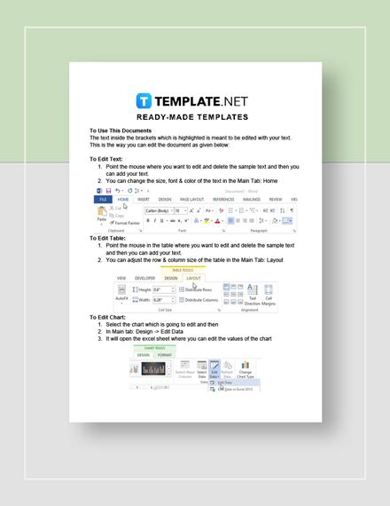 Sample Volunteer Timesheet Instructions