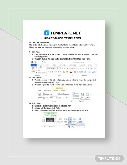 Sample timeshee Instructions