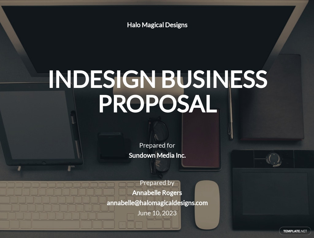 Indesign Business Proposal Template.jpe
