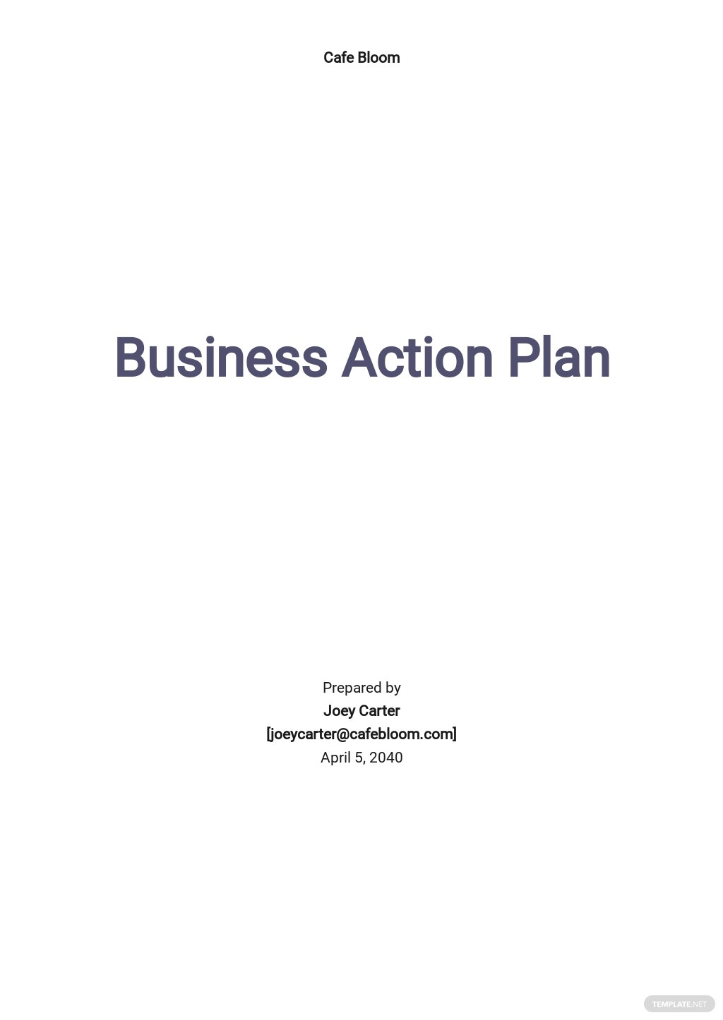 Business Action Plan Template.jpe
