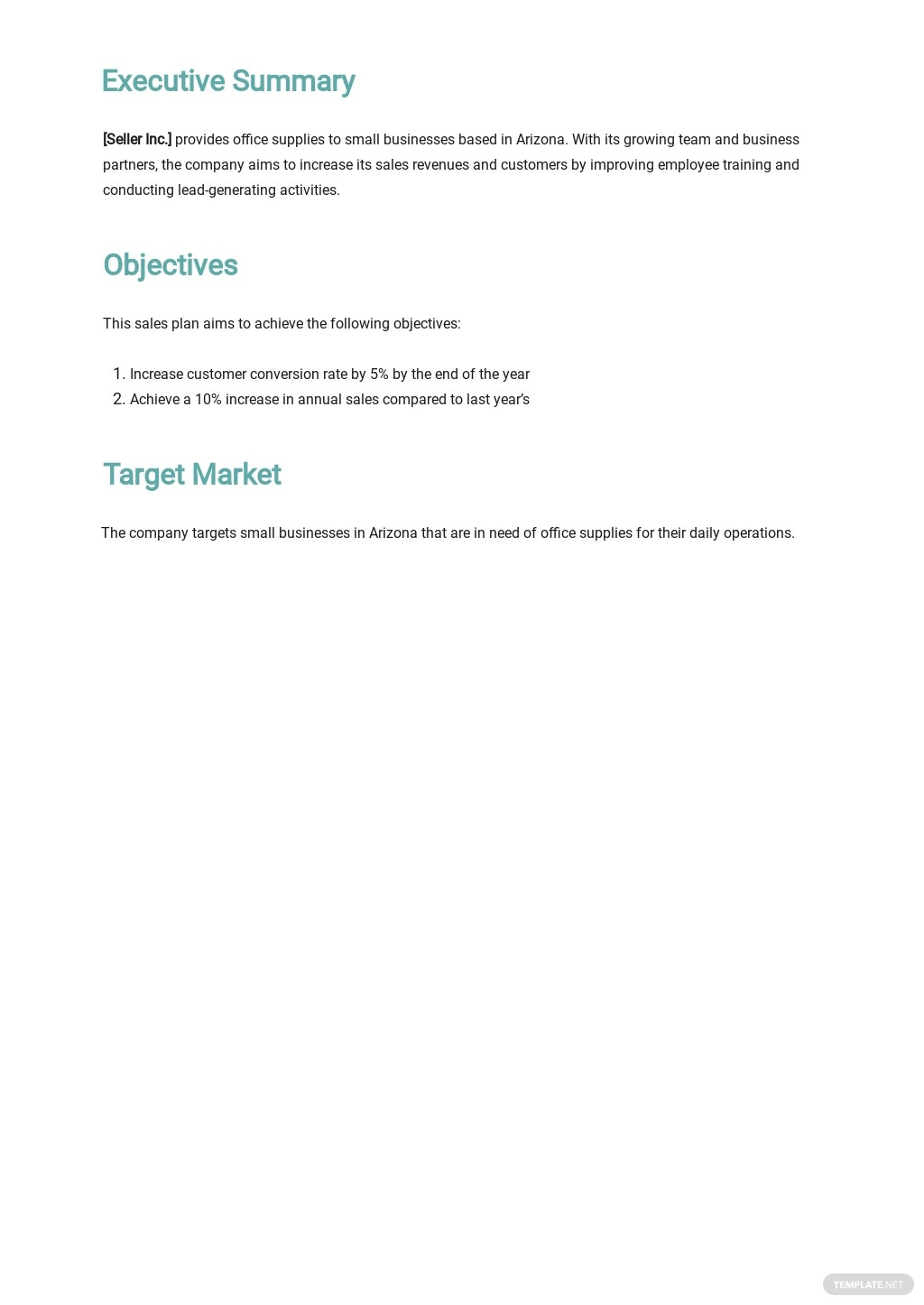 Sample Sales Plan Template 1.jpe