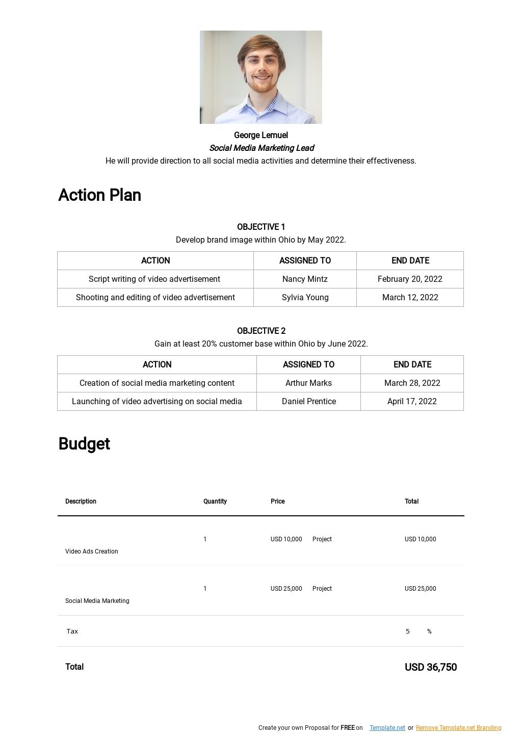 Simple Marketing Plan Template 2.jpe