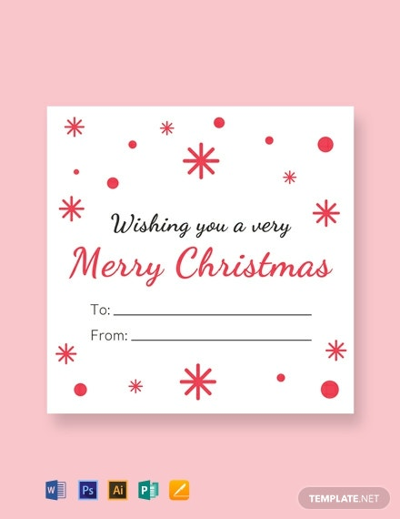 free christmas return gift label template 440x570 1