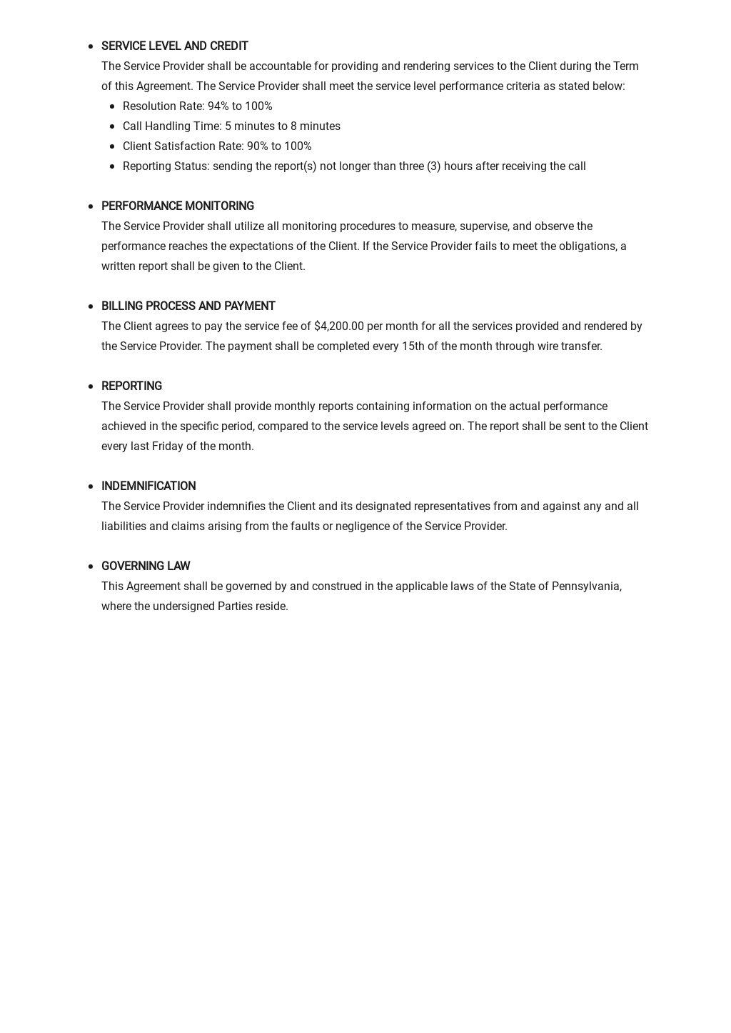 Service Level Agreement Template 2.jpe