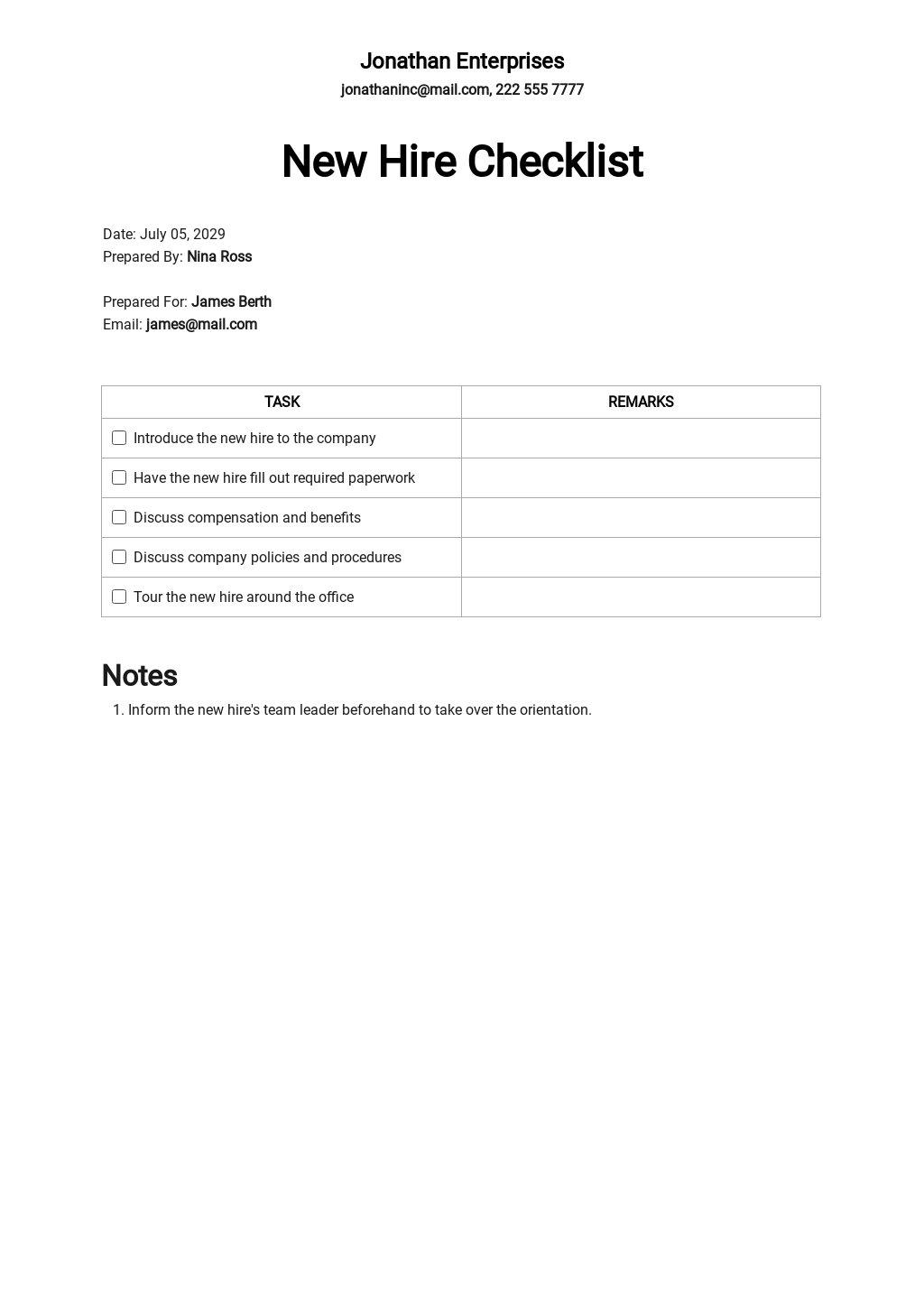 New Hire Checklist Template.jpe
