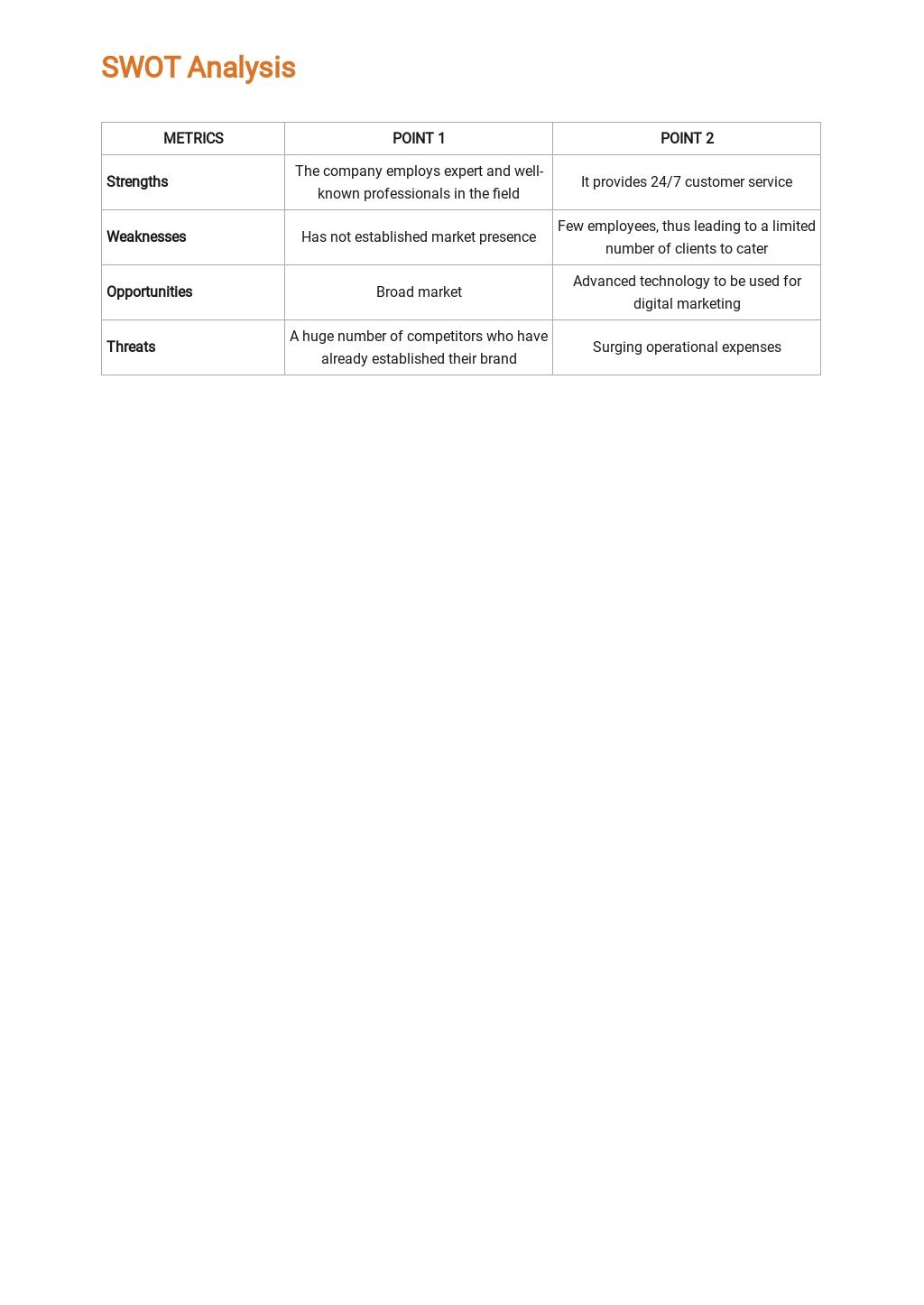 Sample Marketing Business Plan Template 3.jpe