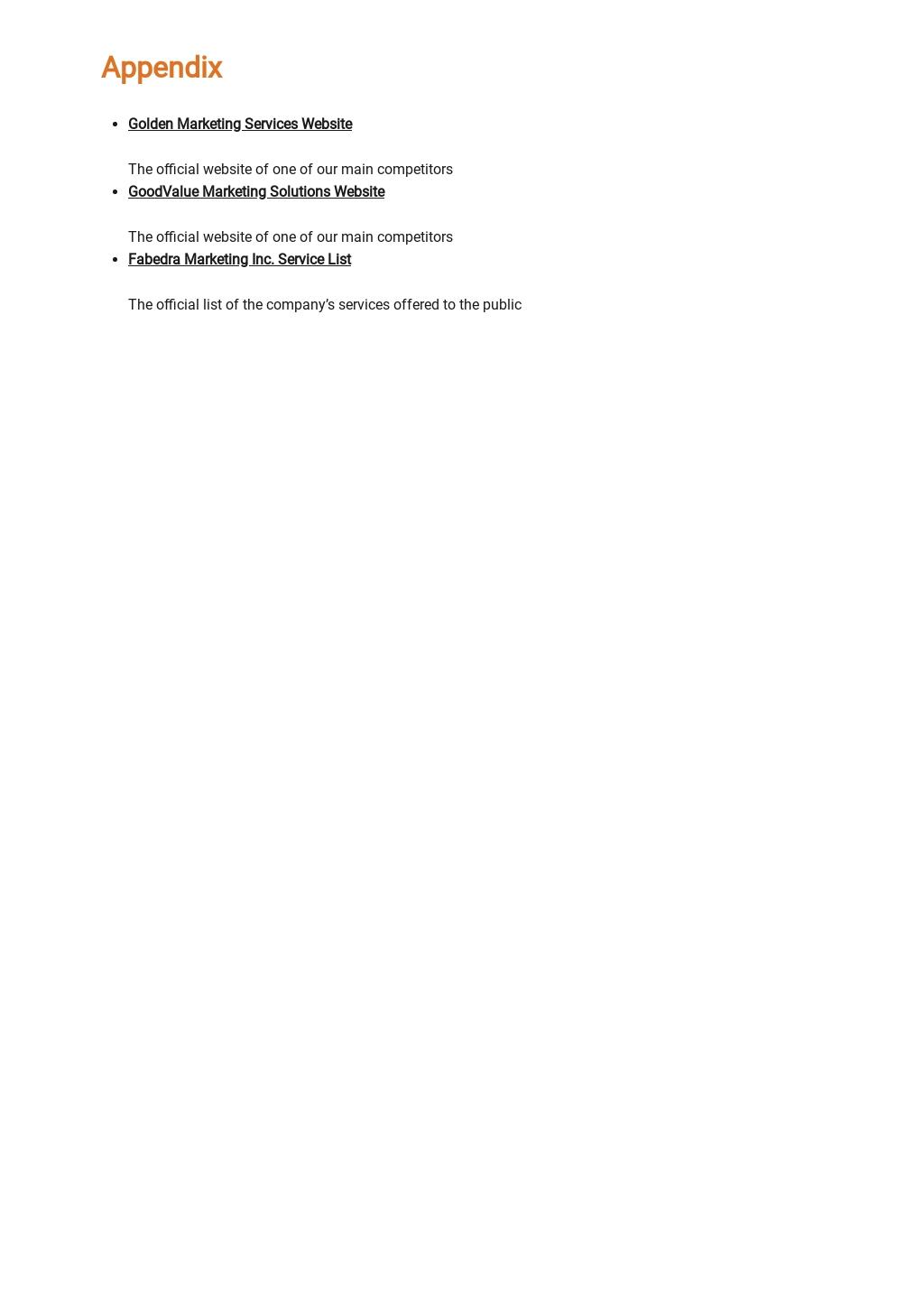 Sample Marketing Business Plan Template 9.jpe