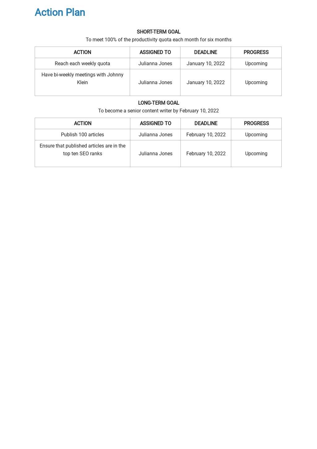 Sample Performance Improvement Plan Template 2.jpe
