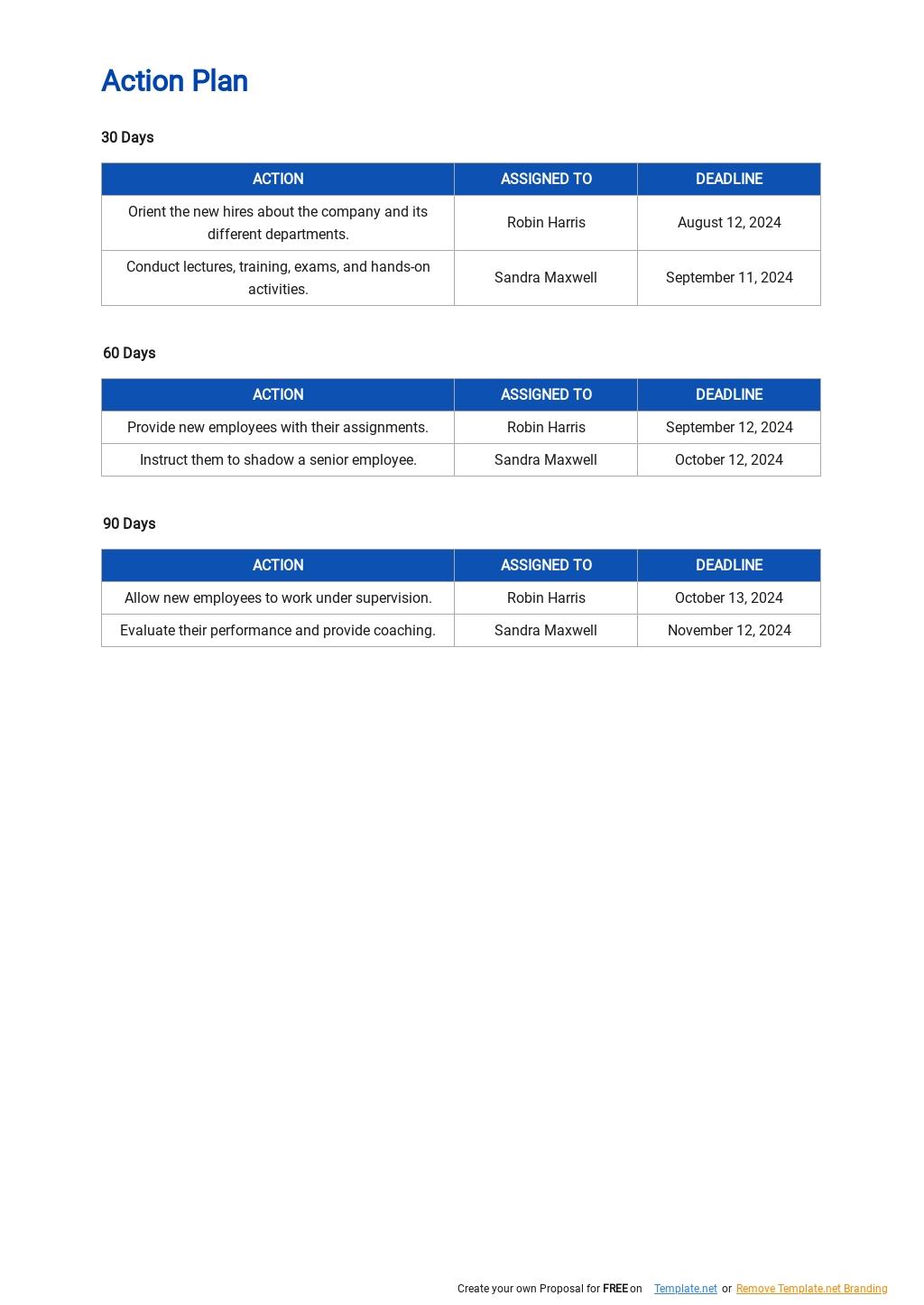 30 60 90 Day Plan Template 2.jpe