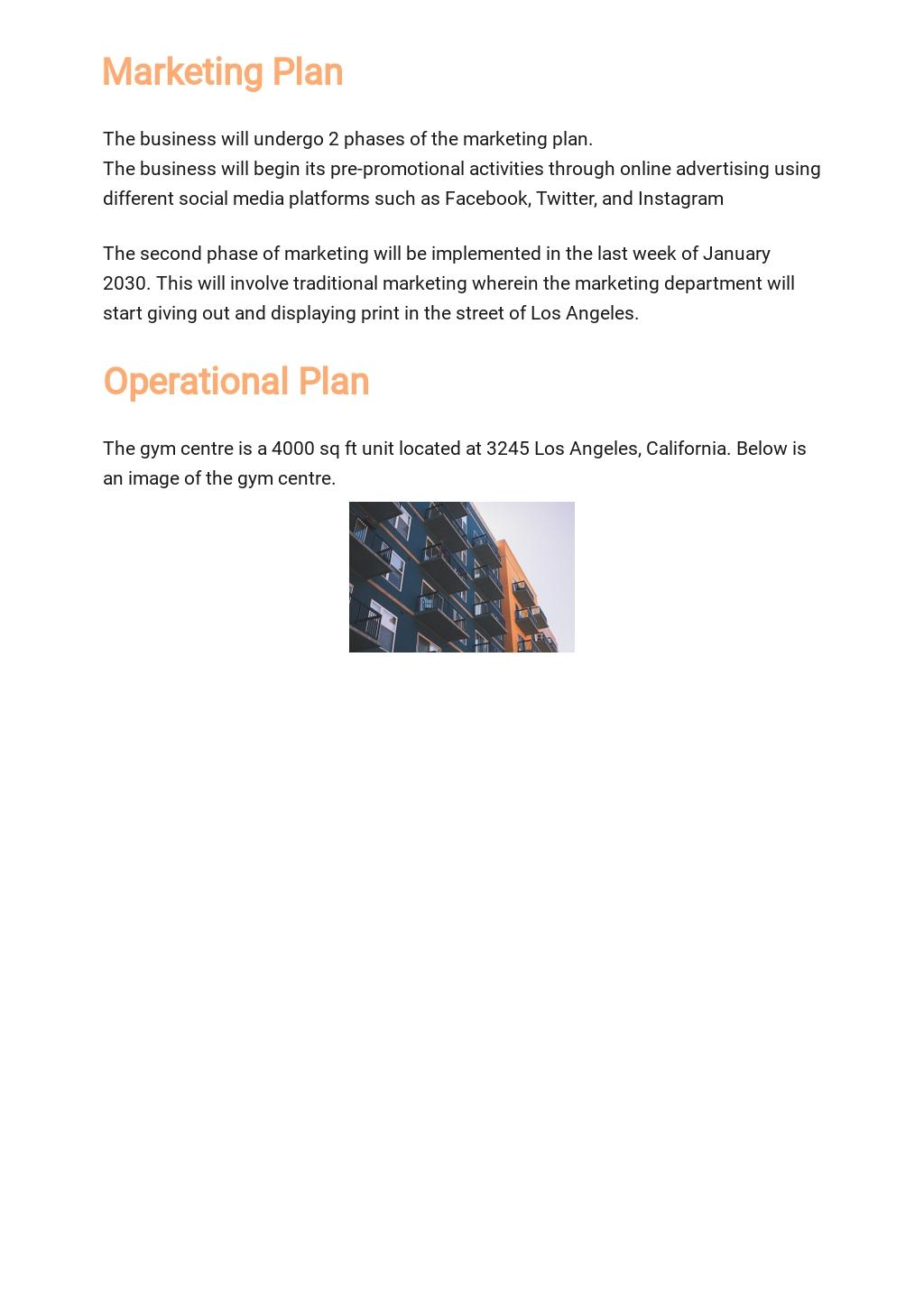 Gym Business Plan Template 4.jpe