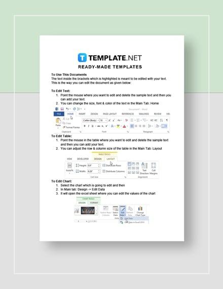 Sample Employee SWOT Analysis Instructions
